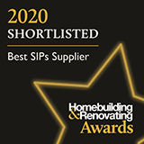 Homebuilding & Renovating SIPs shortlist 2020
